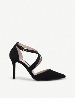 CARVELA Kross 2 suedette courts