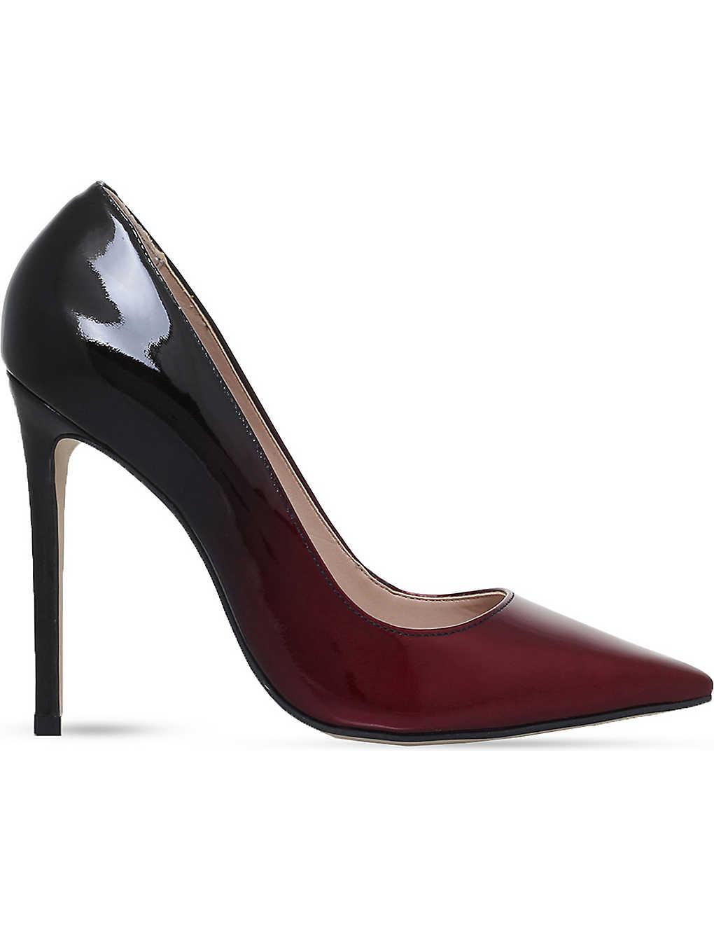3cd8a01cd6 CARVELA - Alice patent leather ombré courts   Selfridges.com