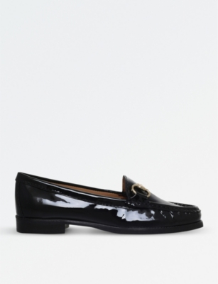 CARVELA COMFORT Click 2 patent leather loafers