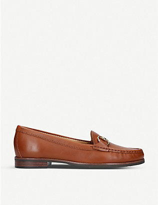 CARVELA COMFORT: Click 2 leather loafers