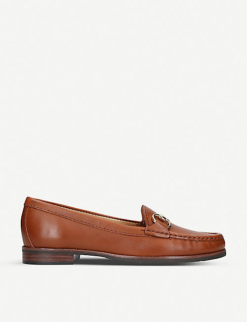 CARVELA COMFORT Click 2 leather loafers