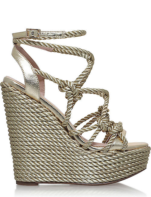 94962e946f1 Wedge sandals - Sandals - Shoes - Womens - Selfridges