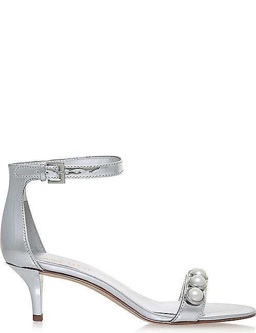 9f70a069c44 NINE WEST Lipstick embellished heel