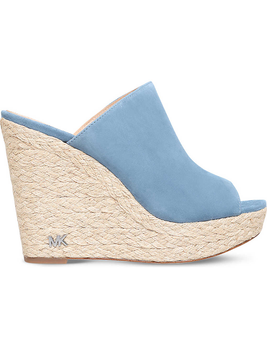 e34aaa336 MICHAEL MICHAEL KORS - Hastings suede wedge sandals | Selfridges.com