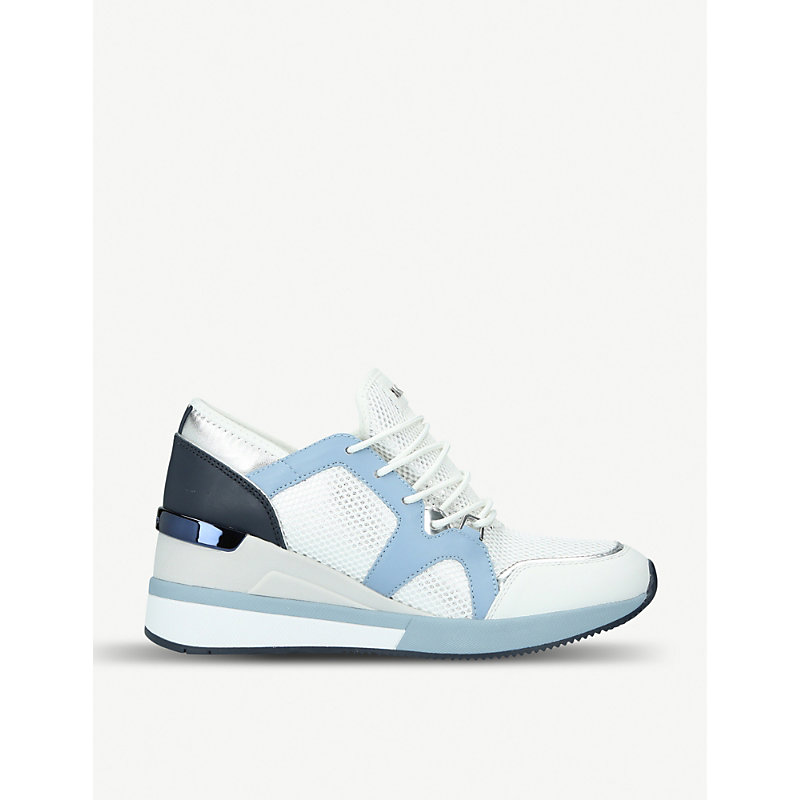 Scout Mesh Trainers, Blue Other