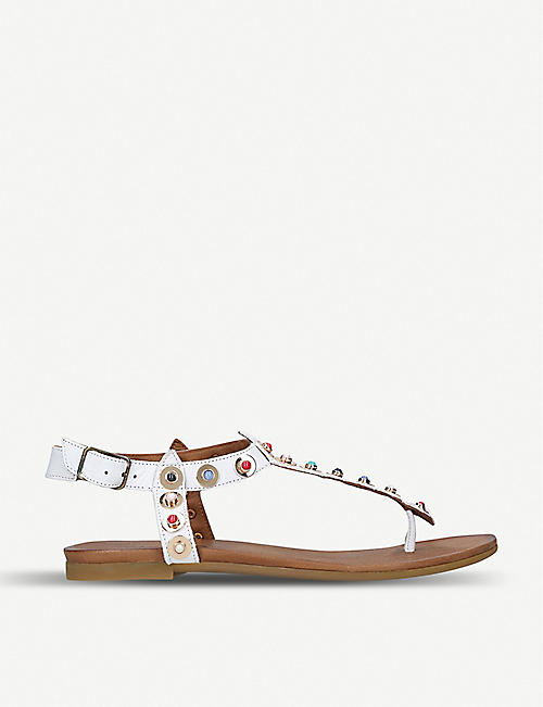 CARVELA: Kankan leather sandals