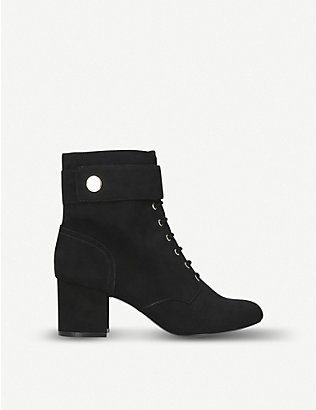 NINE WEST: Querna ankle boots
