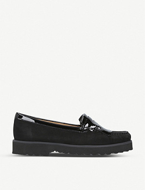 CARVELA COMFORT Claire suede loafers