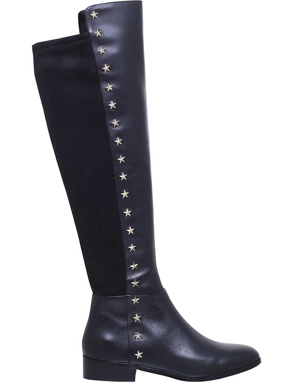 6696553a7567 MICHAEL MICHAEL KORS - Bromley knee-high leather boots