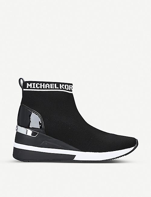 94c575cf765 MICHAEL MICHAEL KORS - Skyler pull-on woven booties