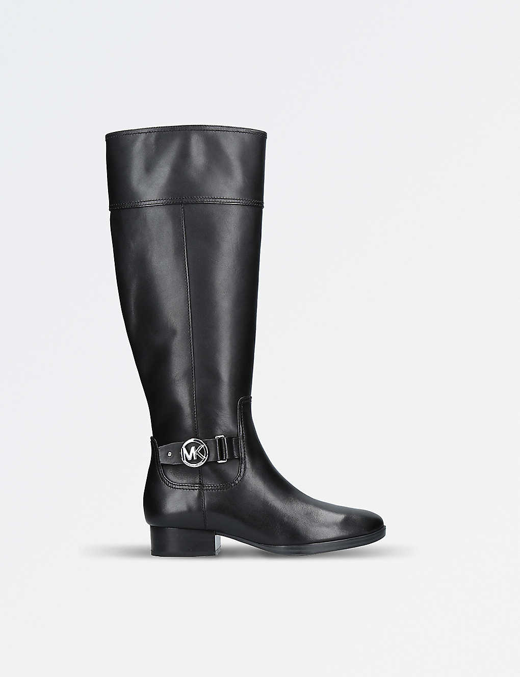 f7634c1d8 MICHAEL MICHAEL KORS - Harland leather boots | Selfridges.com