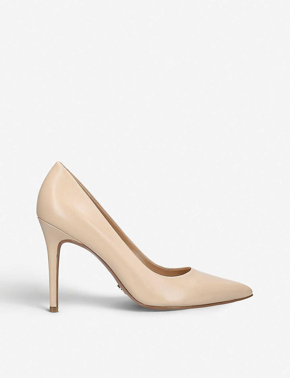 e0880ff84587 MICHAEL MICHAEL KORS - Claire leather court shoes