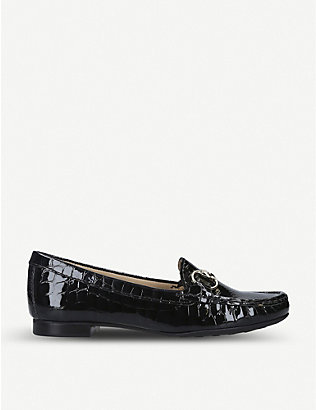 CARVELA COMFORT: Cindy patent-leather loafers