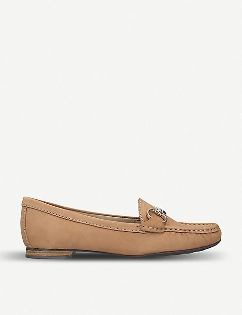CARVELA COMFORT: Cindy suede loafers