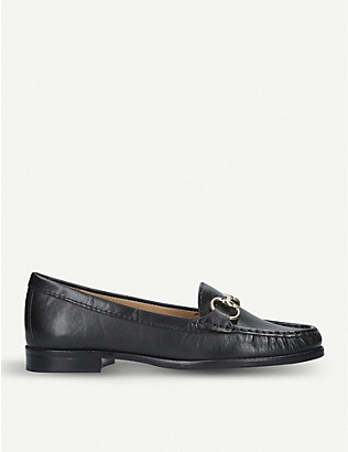 CARVELA COMFORT: Click leather loafers