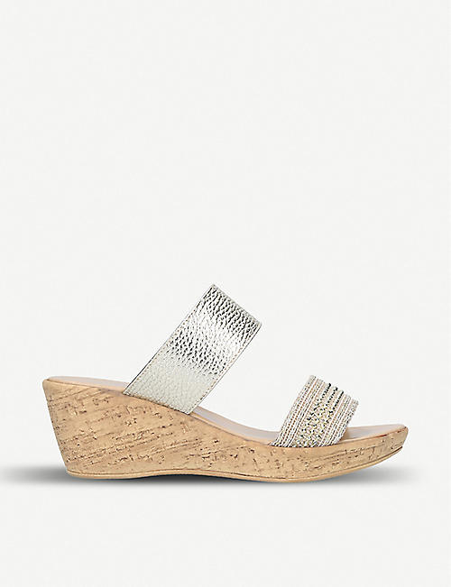 CARVELA COMFORT Saskia wedge sandals