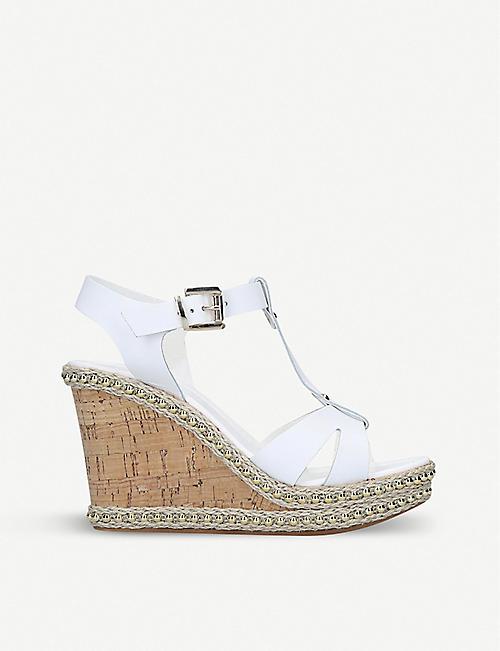 fdabf40c2c2 Wedge sandals - Sandals - Womens - Shoes - Selfridges