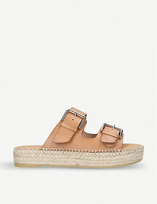 d2e87074c13 CARVELA - Flat sandals - Sandals - Womens - Shoes - Selfridges ...