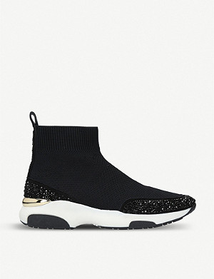 CARVELA Link sock trainers