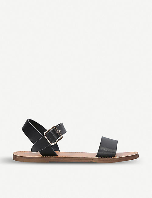 a331132a87c MISS KG - Flat sandals - Sandals - Shoes - Womens - Selfridges ...