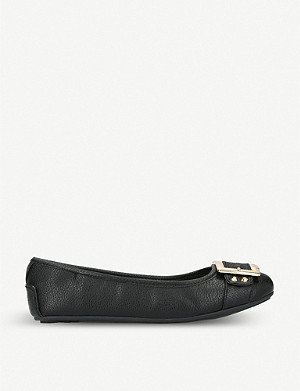 CARVELA Mission faux-leather ballet flats