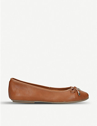 CARVELA: Magic leather ballet flats