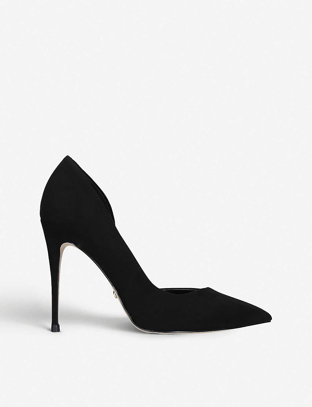 KG KURT GEIGER: Alexandra court shoes
