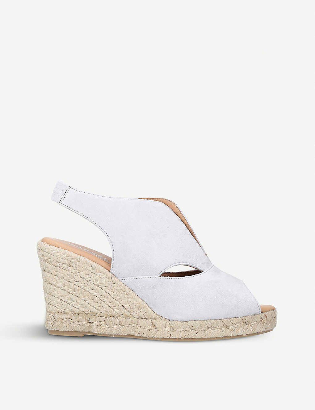 bee1e2a01a25 CARVELA COMFORT - Sara suede espadrille wedge sandals