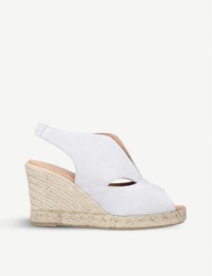 2ca7b08d418 CARVELA COMFORT - Sara suede espadrille wedge sandals