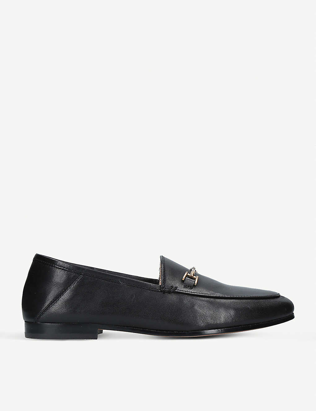 SAM EDELMAN: Loraine leather loafers
