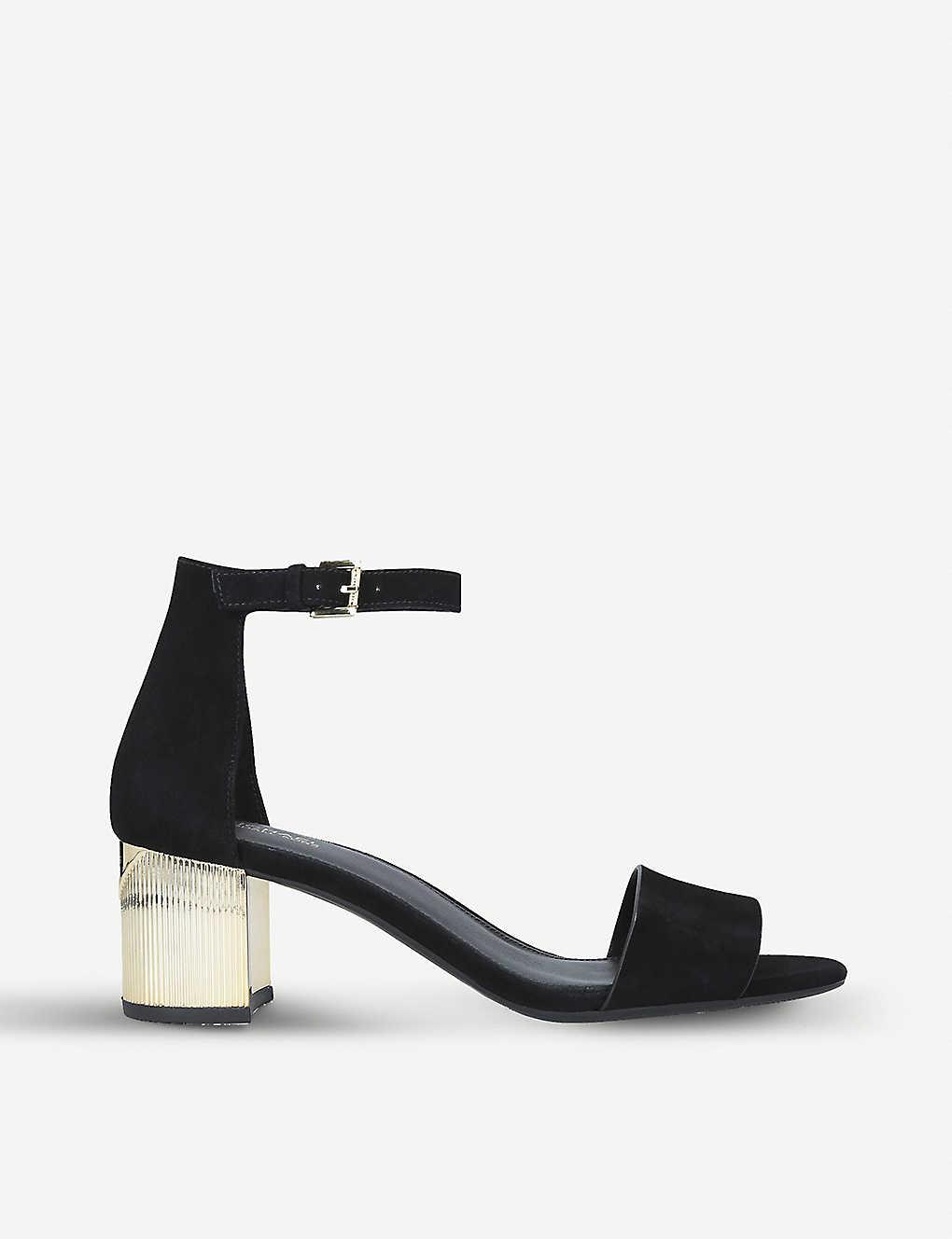 e0c4ce05b2 MICHAEL MICHAEL KORS - Paloma Flex suede sandals | Selfridges.com