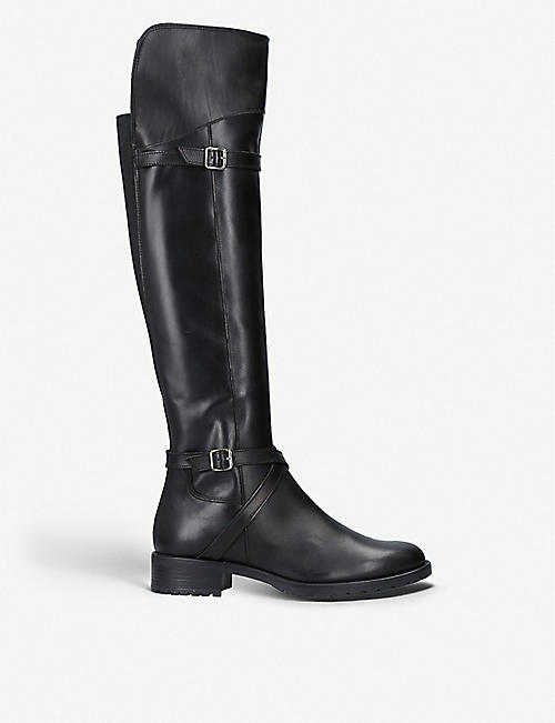 CARVELA COMFORT Viv knee-high leather boots