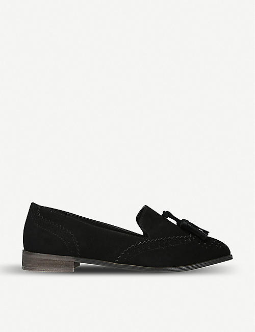 b773349bc70c KG KURT GEIGER Murrie2 faux-suede loafers
