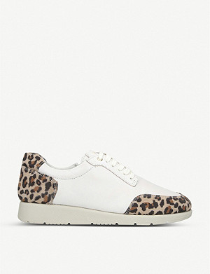 CARVELA COMFORT Comma panelled trainers