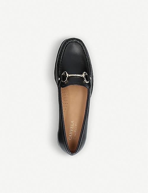 CARVELA COMFORT Cara leather loafers