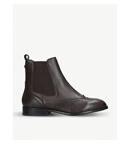 60% clearance great deals on fashion complimentary shipping CARVELA COMFORT - Rhea leather chelsea boots | Selfridges.com