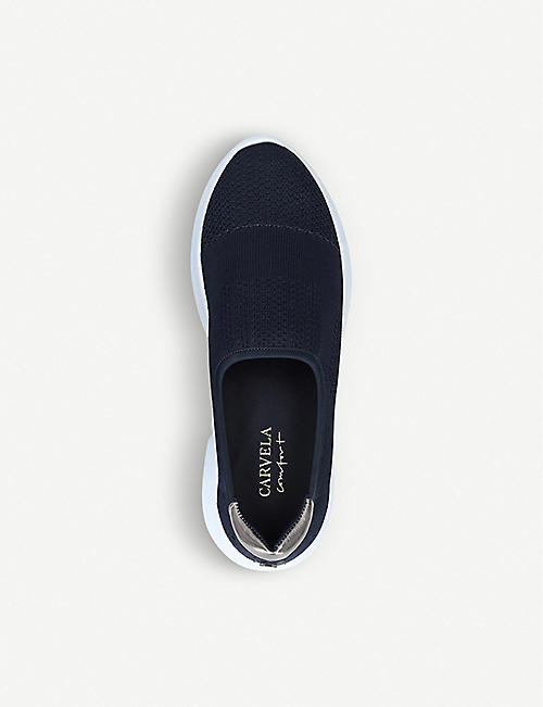 CARVELA COMFORT Carly 2 knitted sock-trainers