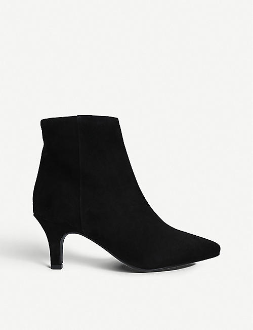 e2b49269a071 CARVELA COMFORT Romy suede ankle boots
