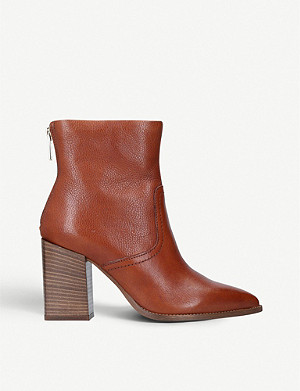 CARVELA Shot leather ankle boots
