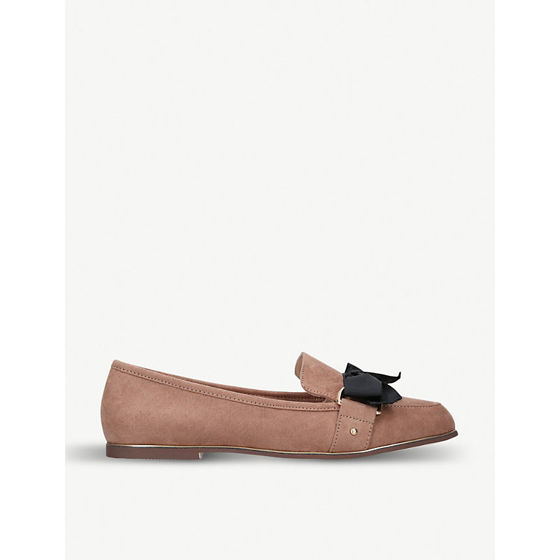 KG KURT GEIGER | Mable Suede Loafers | Goxip