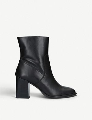 CARVELA Shiraz leather ankle boots