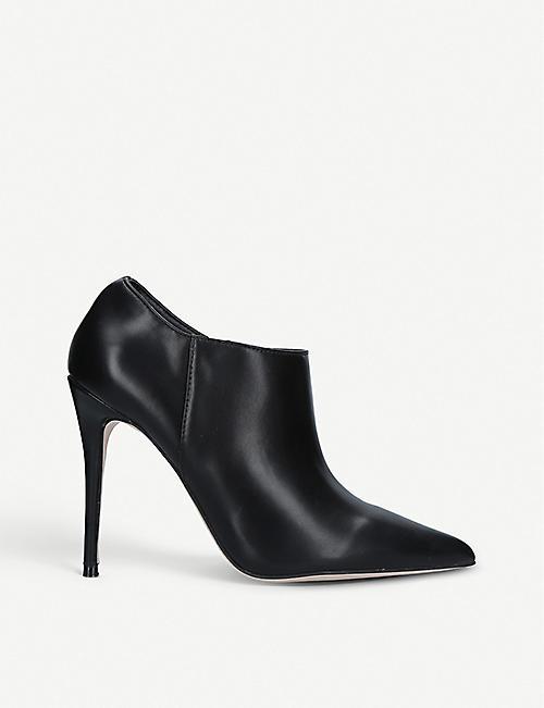 24102e0684a KG KURT GEIGER - Alec faux-leather shoe boots | Selfridges.com