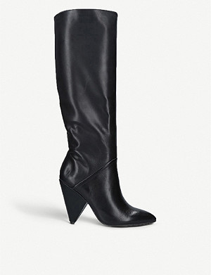 KG KURT GEIGER Woody leather boots