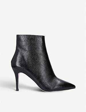 KG KURT GEIGER Amber leather boots