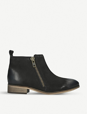 KG KURT GEIGER Spitfire2 leather boots