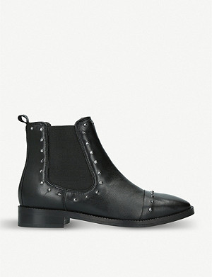 KG KURT GEIGER Tony leather boots