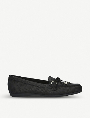 ALDO Adrerinia leather loafers
