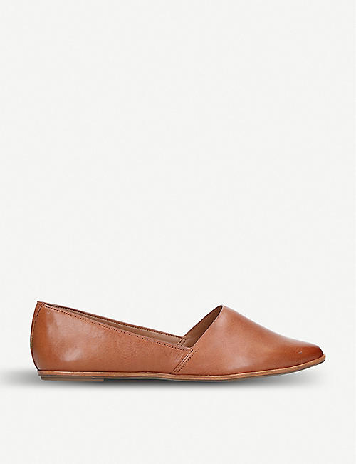 ALDO Blanchette leather loafers