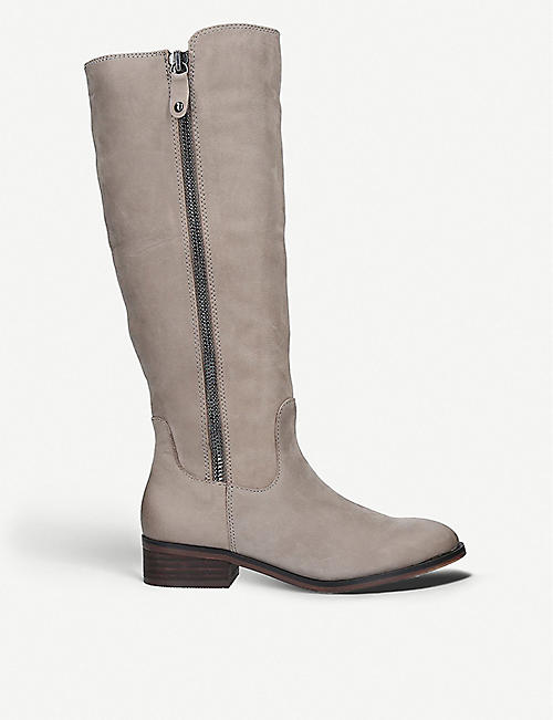 1ebcae6c4af ALDO Gaenna suede knee-high boots