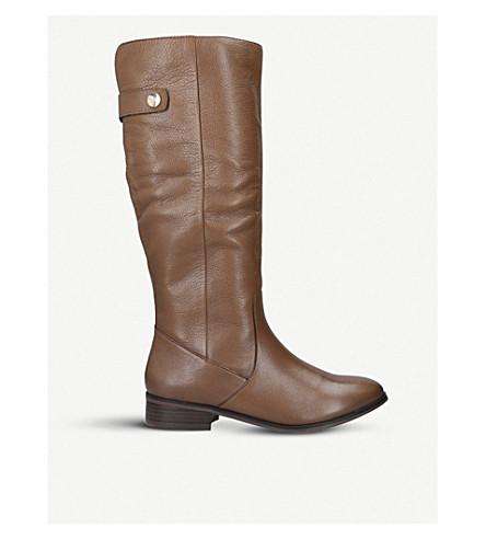 f8f7eee955d0 ALDO Ginnis leather knee-high boots (Tan